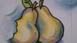 那个被咬的梨