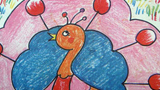 温柔娇美的孔雀