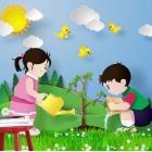 植树节作文