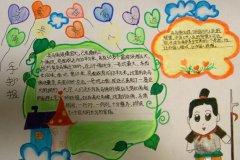 关于历史的手抄报图片,中国历史 历史手抄报