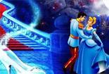 公主和王子的舞会涂鸦
