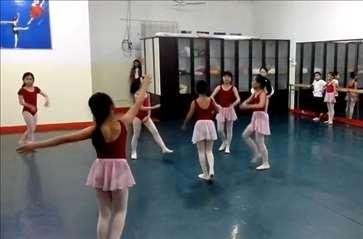 BLW少儿芭蕾舞蹈四级排练视频