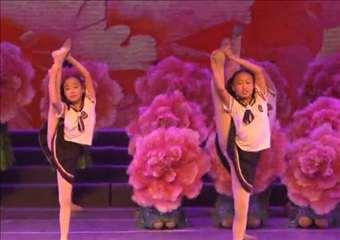 少儿舞蹈《我们的节日》
