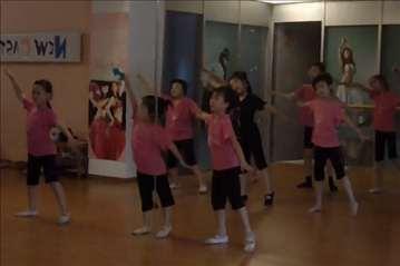 汕头少儿舞蹈视频《虫儿飞》