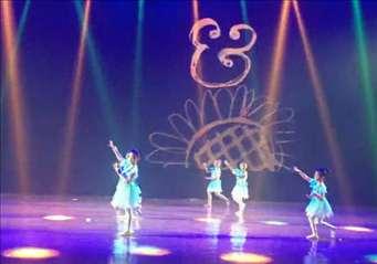 幼儿舞蹈《目明奇妙》儿童舞蹈