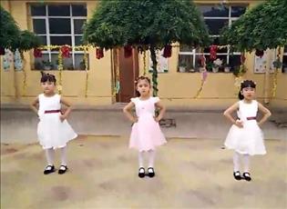 最新幼儿舞蹈《鹅鹅鹅》