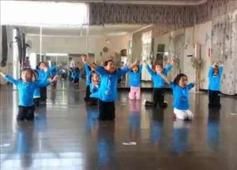 幼儿舞蹈 儿童舞蹈 《love song》 六一儿童节舞蹈