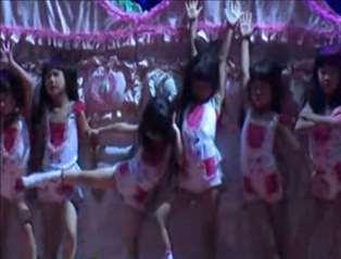 幼儿舞蹈《不听话的家伙》女生舞蹈