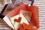心形信封折纸图解步骤