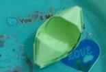 简单的乌篷船